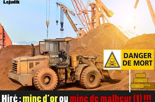 Article : Hiré : mine d'or ou mine de malheur (1) !!!